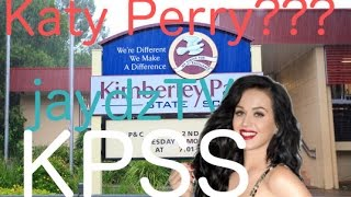 Katy Perry Goes back to School??? | Kimberley Park State School