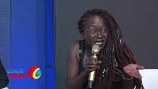 Tazama Masoud Kipanya Alivyomdatisha Comedian Anne Kansiime...!