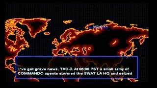 PS2 SWAT: Global Strike Team Ice Station Zemlya