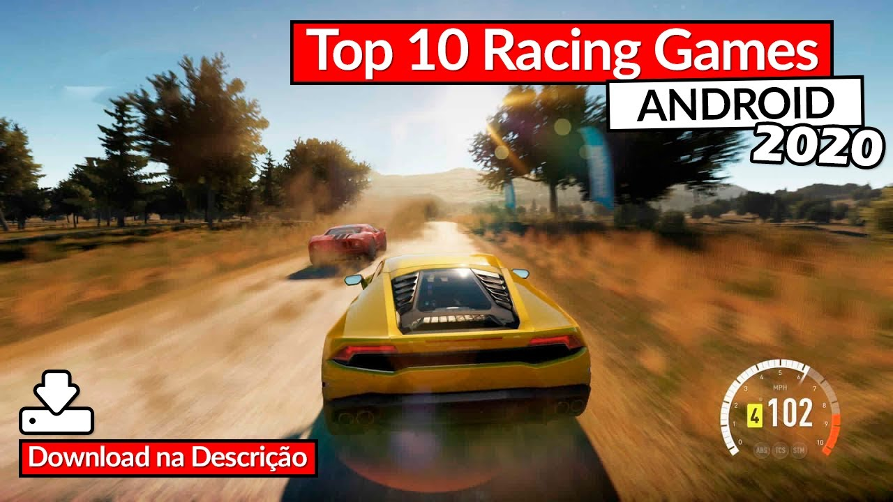 Top 10 Racing Games Android 2020 Youtube