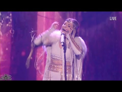 Britain's Got Talent 2018 Live Semi-Finals Olena Uutai Full S12E14