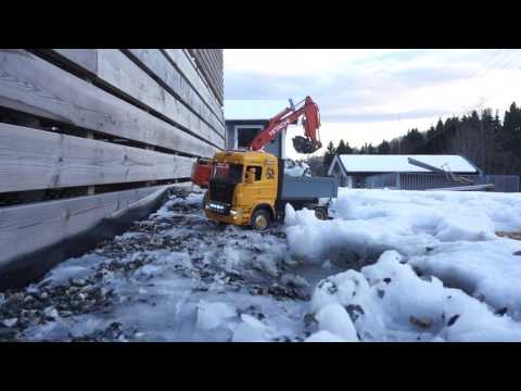 Lindeberg RC Quarry pt 70 - Winter conditions pt 1