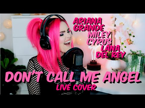 "Ariana Grande, Miley Cyrus, Lana Del Rey – Don't Call Me Angel (""Sup I'm Bianca"" Cover)"