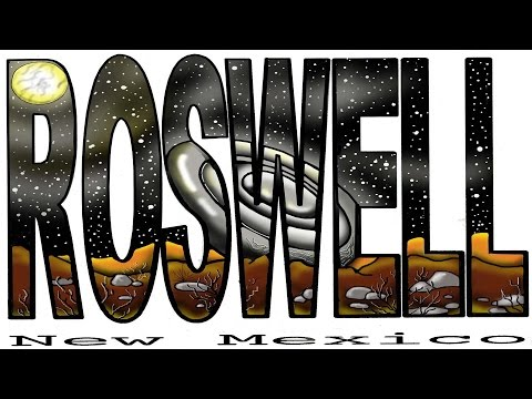 Let's Go To Roswell, New Mexico