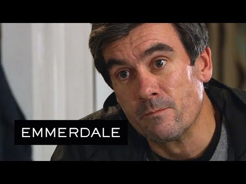 Emmerdale - Has Cain Convinced Moira To Keep Isaac?