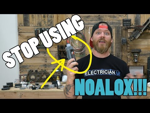 Episode 36 - STOP USING NOALOX ON ALUMINUM - Putting Pookie On Aluminum Wire
