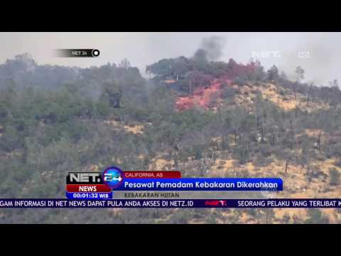 Kebakaran Hutan di California - NET24 Mp3