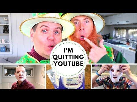 Moisture Bomb Face Mask   St Patricks Day   Vlog