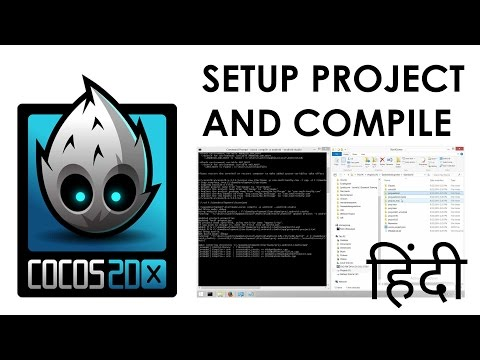 Setup Cocos2d-x V3.13 Project And Compile For Android Studio In Windows Pc   In Hindi