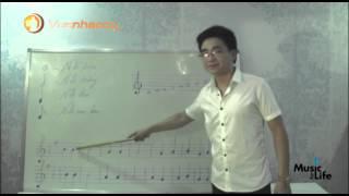 Hướng dẫn sáo trúc phần 1 | Giảng viên Bùi Công Thơm - [ Âm nhạc cho cuộc sống HD]