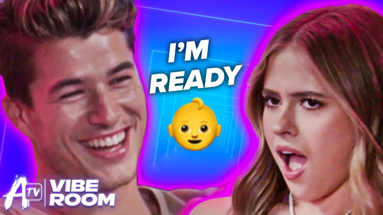 Download We're having a BABY soon?! | VIBE ROOM: Noah Beck Tries Things w/ Kelianne Stankus and Chase Mattson