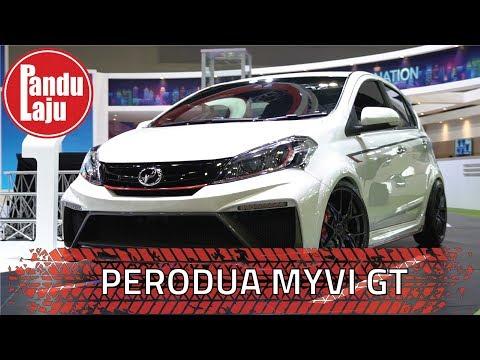Perodua Myvi GT - Inilah Myvi Paling Stail Dekat Malaysia !!!