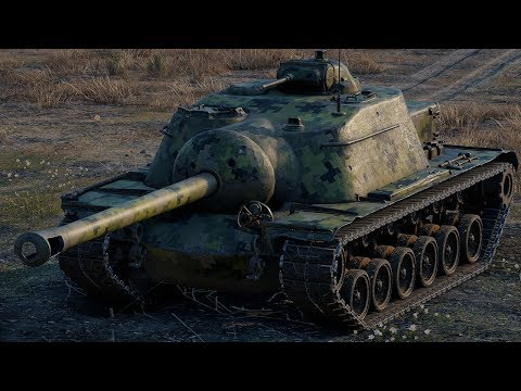 World of Tanks T110E3 - 4 Kills 10,4K Damage thumbnail