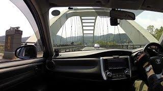 【県道シリーズ】静岡県道76号富士富士宮由比線(2015年4月1日から国道139号との重複区間解消)【等倍】