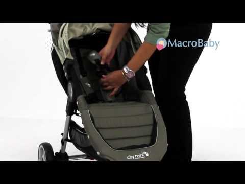 MacroBaby | Baby Jogger City Mini Single 2014 Stroller | Baby Store | Orlando, FL