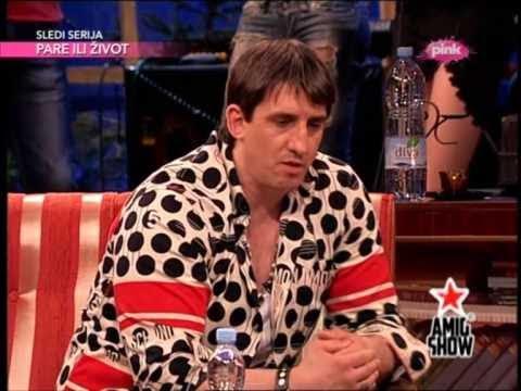 Ami G Show S06 - E17 - Kristijan Golubovic - O odgrizenom polnom organu i cuvenom 'ubiVen'