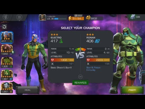 marvel contest of champions how to get new characters