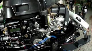 лодочный мотор p250