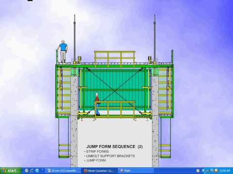 Building Jump Form