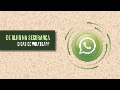 De Olho Na Segurança - Dicas De WhatsApp