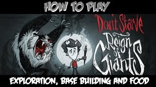 How To Play - Don't Starve Exploration And Base Building Guide
