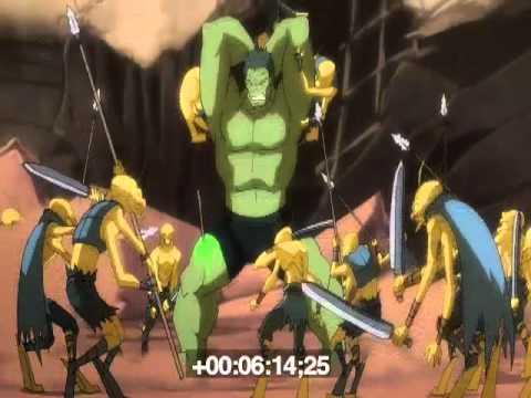 Planeta Hulk - trecho dublado