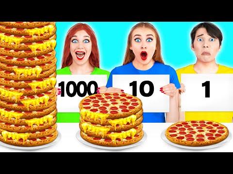 100 ĂN LỚP THÁCH THỨC #4 Multi DO Challenge