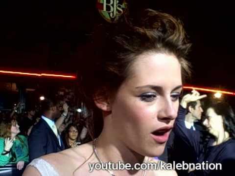 Kristen Stewart's Favorite Scene from Twilight -- Premiere