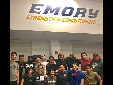 Dmitry Lapikov. Olympic weightlifting seminar at Emory ...