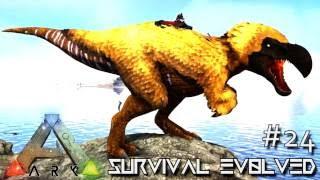 ARK: SURVIVAL EVOLVED - DODOREX TAMED AT LAST !!! E24 (MODDED ARK ANNUNAKI EXTINCTION CORE)