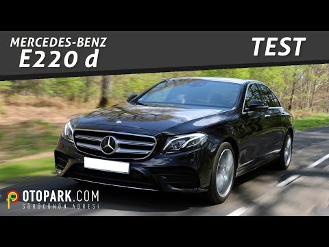 TEST | Mercedes E 220d Exclusive [English Subtitled]