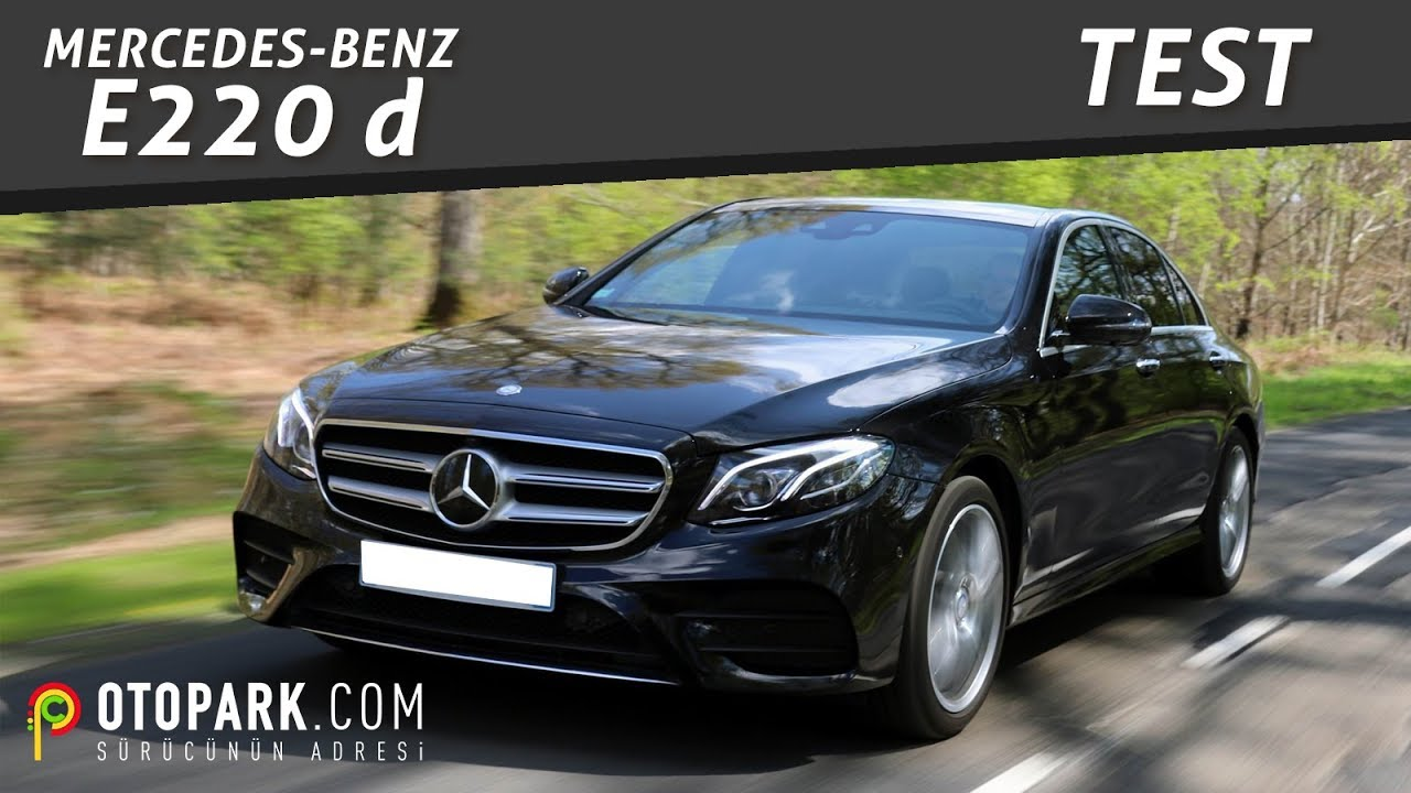 Mercedes E 220d (2016) | Doğan Kabak ile TEST | [English Subtitled]