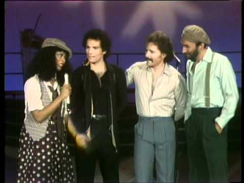 Donna Summer Interviews The Brooklyn Dreams - American Bandstand 1978