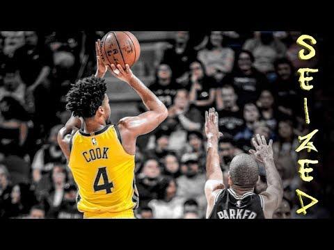 Golden State Warriors vs San Antonio Spurs Game Highlights / March 19 / 2017-18 NBA Season