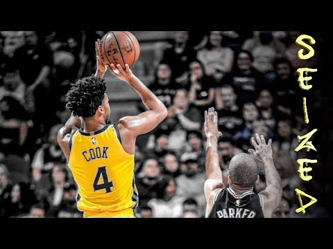 Golden State Warriors vs San Antonio Spurs Game Highlights / March 19 / 2017-18 NBA Season