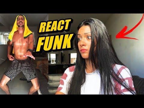 REAGINDO AO DIEGO DANÇANDO FUNK!! (CHOCADA) 😱 thumbnail