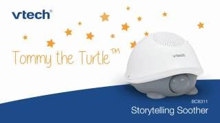 Tommy the Turtle® Storytelling Soother BC8311
