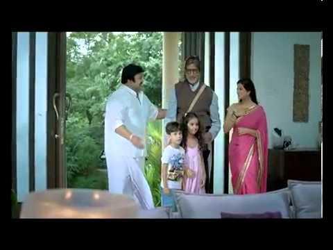 Kalyan Jewellers New TVC Amitabh with Prabhu Tamil