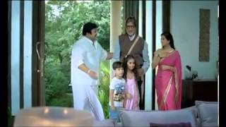 Kalyan Jewellers New TVC Amitabh with Prabhu Tamil