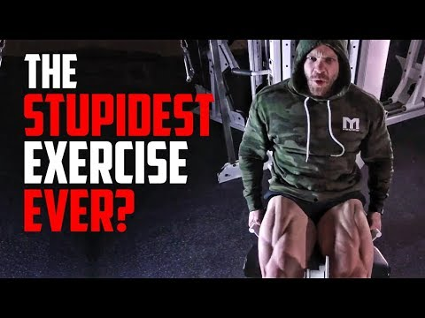 Leg Extensions The Stupidest Exercise Ever? | Tiger Fitness