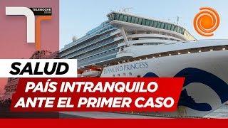 Un argentino infectado de coronavirus en el crucero de Japón: cuánto hay que preocuparse