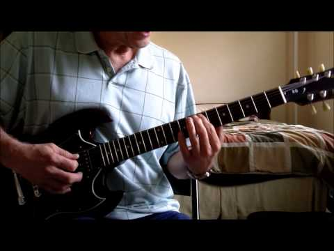 Quicksilver Messenger Service, Its Been too Long Guitar Lesson