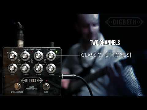 Laney Digbeth DB PRE Bass Pre amp