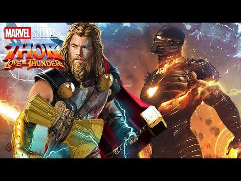 Thor 4 Marvel Announcement - Iron Man Scene Breakdown and Easter Eggs - 동영상