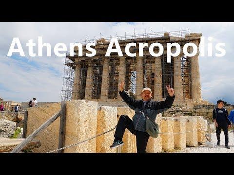 Visit Acropolis Athens (Greece 5)