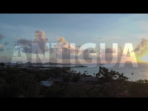 Antigua Vacation Video
