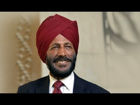 The Flying Sikh - Sardar Milkha Singh