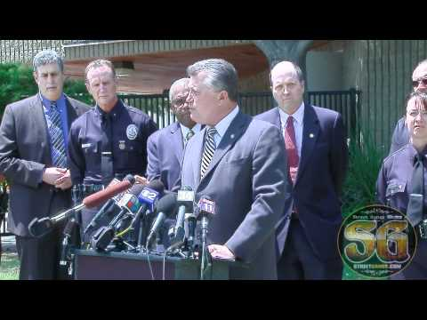 City Attorney claims 1,000 active Black P Stone Blood members in the Jungles