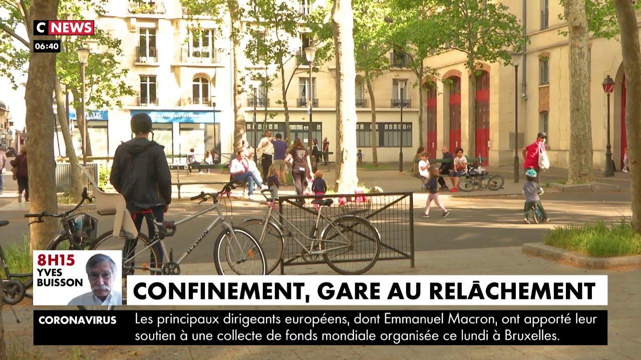 Confinement : gare au relâchement des Français
