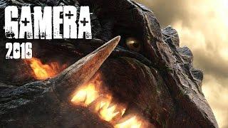 Gamera  2016 Trailer   -   ガメラ